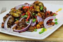 Nigerian Food Recipes / Check out my Youtube channel for the best Nigerian Food Recipes: http://www.youtube.com/nigerianfoodchannel  W: http://www.nigerianfoodchannel.com/ / by TruBleyz Web Design & SEO