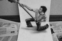 DRAWINGS / Drawings, tekeningen