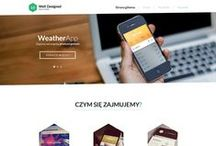 Well Designed Websites / Websites made by Well Designed