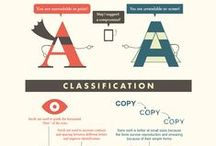 Design: Infographics / A mash up of data and design.