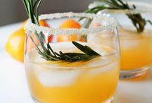 Festive Cocktails