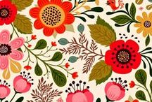 Pretty Patterns / by Oubly - Custom Printing