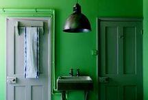 GREEN @ HOME / Green Home, Groen in huis