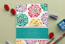 Beautiful Wedding Stationery  / Hand crafted Wedding Stationery for your big day.