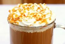 Warm Drinks / Some tasty drinks to help you get nice and toasty!