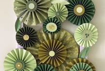 Paper Art Projects