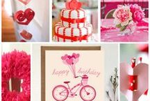 Girl Birthday Party Ideas / by Oubly - Custom Printing