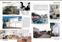 Revistas / Revista Gente & Negocios, revista Inrevista, revista Referência Goiás (criação de projeto, diagramação e coordenação)