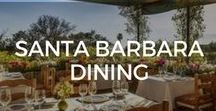 Santa Barbara Dining / Visit www.sbrealestate.com for more info.