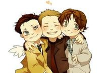 Supernatural♥ / my favorite tv show ever!! <33333