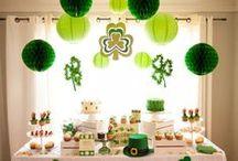 St. Patricks Day Party Inspiration