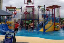 """Family holidays / As close to """" 1 stop """" holidays possible. Paradise resort surfers paradise Gold Coast qld."""