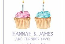 Kids Birthday Invitations  / by Oubly - Custom Printing