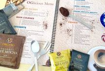 OGlicious Recipes / Organo Gold Recipes http://recipes.organogold.com/  http://woobox.com/28cbrt