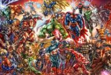 Nerdy Stuff / Everything nerdy to comic books transformers and games