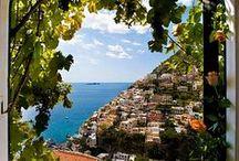 STEALING BEAUTY / Italian romance, italy, slim aarons, the amalfi coast, vacation, summer abroad, capri, the coast, cars, spaghetti, carbs, fashion