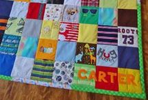 Kids baby clothes quilts