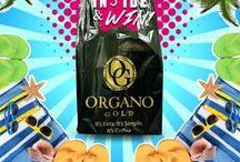 Fashion with OG / Coffee inspired OG fashionistas!