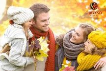 FALL in Love with OG! / The best season for spicy coffee and teas!