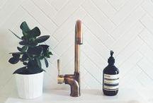 HOME || Bathroom / bathroom design, interior design, bathroom ideas, bathroom inspiration, bathroom, pretty home, home decor