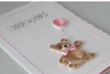 Cards♥ / Quilling, 3D and everything that you can possible imagine