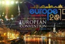Lyon - Home of 2nd OG EUROPEAN CONVENTION / http://euconvention.organogold.com/tickets/