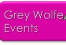 Grey Wolfe Events / Fun and Educational things to do with our Pack of Writers and Readers!