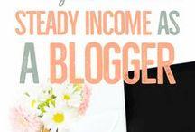 Girl Boss / Girlboss, female entrepenour, business owner, blogger, making money.