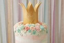 DIY Dessert Decorating / Dessert Decorating Tutorials and How To's, Ideas for Decorative Desserts, Fondant and Frosting Tutorials, and more!