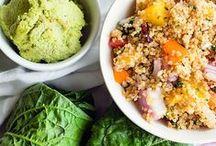 Vegan Recipes / Vegan Dinners, Vegan Meals, Vegan Recipe Ideas... Meat Free, Egg Free, and Dairy Free!