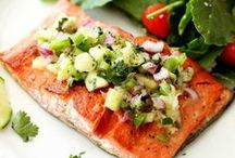 """Seafood Recipes / Recipes for anything that comes from the Sea... """"I seafood and I eat it"""""""