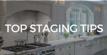 Top Staging Tips / Santa Barbara Real Estate Professional Steve Epstein CRS, GRI, SRES | Luxury Real Estate Montecito & Santa Barbara | 805.689.9339 #santabarbara #santabarbararealtor #realestatesantabarbara #steveepstein