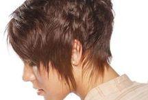 Стрижки, причёски Haircuts - Hairstyles / идеи и МК