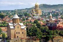 Кавказ Caucasus / Кавказский регион-история в фото, быт,культура