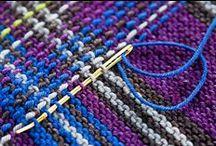 Техника вязания Крючок The Technique of Crochet / the technique of crochet