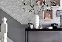 Home || Hallways / home decor, home ideas, decorating, diy, painting, hallways, decor ideas, home inspiration
