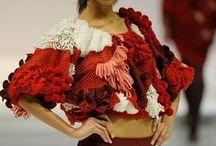 Дизайн трикотажа 2 Jersey  Fashion / Вязаная мода с подиумов, дизайнерские идеи для воплощения)