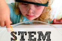 STEM Projects and Crafts / STEM learning: hands on teaching with crafts, experiments, and play! Science, Technology, Engineering, and Math.  STEAM projects too, to include the Arts!
