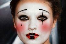 Costumes & Make-up ideas