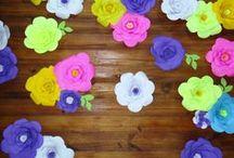 Flores de Papel Ateliê das Flores