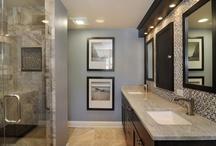 Bathrooms by DF Design, Inc. / Timeless bathroom interior design renovations