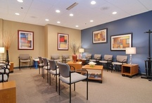 Offices by DF Design, Inc. / Offices and waiting rooms designed by Dennis Frankowski, Interior Designer for DF Design, Inc.