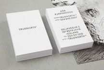 DESIGN { business card } / by Cassandra Melodie