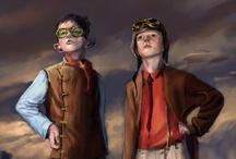 STEAMY KIDS / by Michaela McNamara