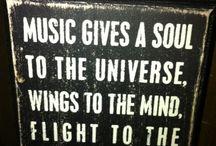 Music, Lyrics & Poetry