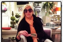 Spring 2013 #HPMKT Fashion & Furniture Finds #BehindtheScenes / Our ever stylish John-Richard customers, designers, and celebs.
