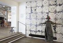 Brooklyn Tins Wallpaper / Brooklyn Tins Wallpaper by Merci - France - Paris