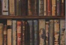 Andrew Martin wallpaper -  Andrew Martin Navigator  / Bookcase wallpaper / wallpaper bookcase /