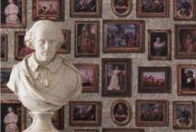 Andrew martin museum wallpaper  / Photo wall wallpaper / postcard wallpaper