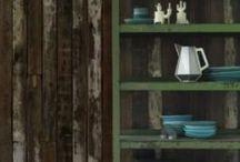 NLXL Scrapwood 2 wallpaper - Piet Hein Eek  / Wood effect wallpaper / wood wallpaper